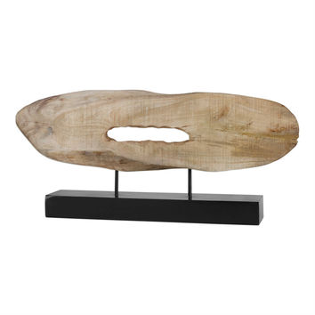 Paol Mango Wood Sculpture