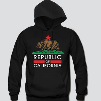 Republic Of California Hoodie