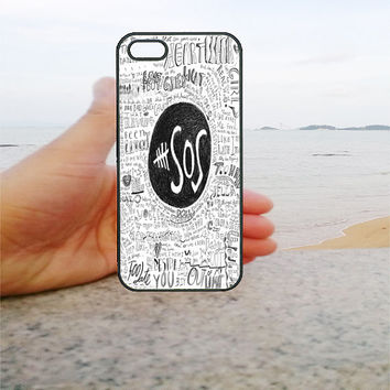 Quote,iphone 4 case,iphone 5 case,iphone 5s case,ipod 5 case,samsung s5 active,samsung s5 case,5 SOS,Google Nexus 5 case,ipod 4 case