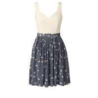 Orla Kiely - Silk Crepe Dancing Girls Sundress
