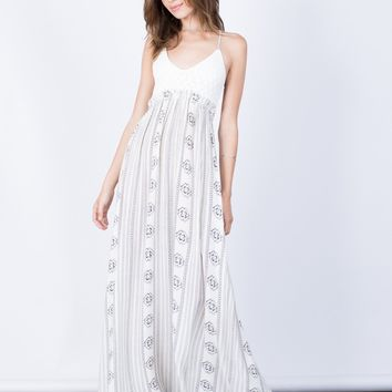 Kellyanne Maxi Dress