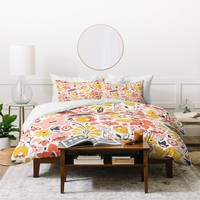 Heather Dutton Betty Duvet Cover