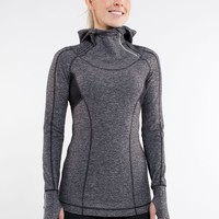 run: back on track pullover | women's tops | lululemon athletica