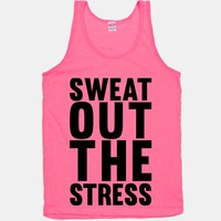 Sweat Out The Stress