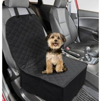 2 In 1 Front Seat Pet Cover (pack of 1 EA)