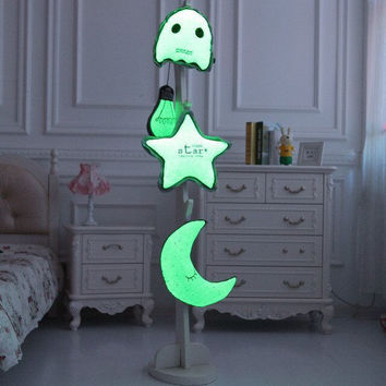 Lightning Cute Children Noctilucent Lovely Decoration Dolls Cushion Bulb