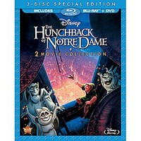The Hunchback of Notre Dame Blu-ray and DVD Combo Pack | Disney Store