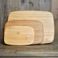 Classic Bamboo Cutting + Serving Boards