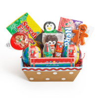 Dylan's Candy Bar Signature Small Gingerbread Gift Basket | Dylan's Candy Bar