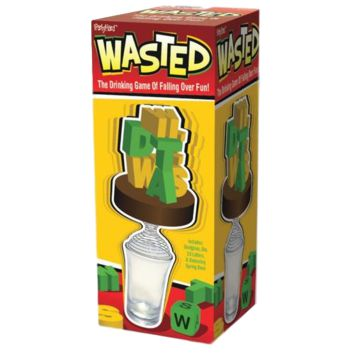 Wasted Game