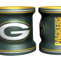 Green Bay Packers Shot Glass - Sculpted Mini Mug