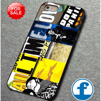 All Time Low album covers  for iphone, ipod, samsung galaxy, HTC and Nexus PHONE CASE
