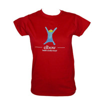 Elbow Build A Rocket Boys! Red Babydoll - Images - Live Nation Merchandise