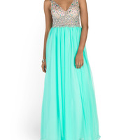 Juniors Embellished Ball Gown - Formal - T.J.Maxx