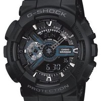 G-Shock X-Large Combination Watch--Military Black