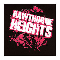 Hawthorne Heights Men's Cloth Patch Black