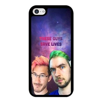 Septiplier The Guys Save Lives  iPhone 5C Case