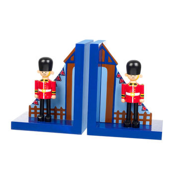Soldier Bookends by Orange Tree Toys