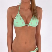 Sperry Top-Sider Seersucker Halter Bikini Top at Von Maur