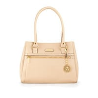 Anne Klein: Jazzy Geo Medium Satchel