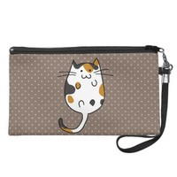 Cute Kitties Wristlet