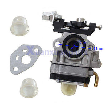 New Carburetor W/Gasket For Jiffy Ice Auger Jiffy 2 Cycle Engines Rep 4082 Carb