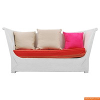 Christian Astuguevieille Daybed or Sofa, 2 Available - Objects20c