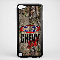 Camo Chevy Girl iPod Touch 5 Case