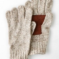 AEO 's Patch Glove (Oatmeal Heather)