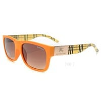 Burberry Women Casual Popular Summer Sun Shades Eyeglasses Glasses Sunglasses