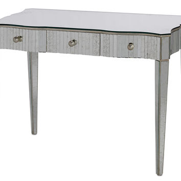 Currey Company Gilda Vanity Table