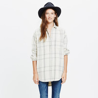 Flannel Sunday Shirt in Wichita Plaid