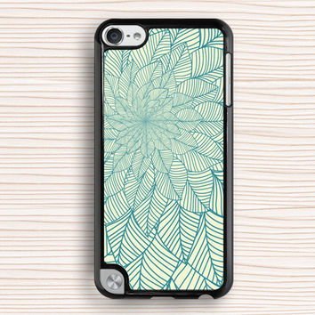 blue leaves ipod touch 5 case,fashion ipod 4 case,idea ipod 5 case,blue leaves ipod touch 5 case,blue floral ipod touch 5 case,personalized ipod touch 4,gift ipod touch 4