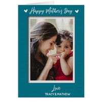 Happy Mother's Day | Customized Mother's Day Card