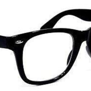 Men Retro Reading Glasses Classic River Square Frame Reader