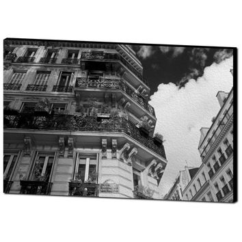 Parisian Dreams Canvas Wall Art