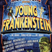 Young Frankenstein 11x17 Broadway Show Poster