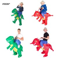 Inflatable Dinosaur Costume for Kids & Adults