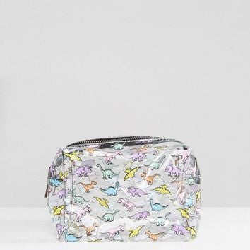 ASOS Dino Makeup Bag