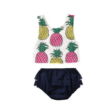 Pineapple 2-Piece Set