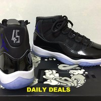 Nike Air Jordan 11 Retro Space Jam Black 378037-003