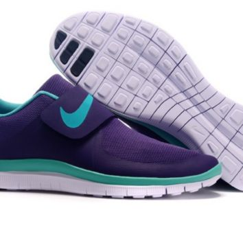 """NIKE"" Trending Purple Fashion Casual Running Sports Shoes"