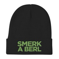 Smerk A Berl - Workaholics Inspired Embroidered Beanie