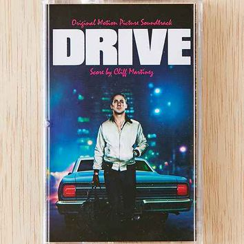 Various Artists - Drive: Original Motion Picture Soundtrack Cassette Tape