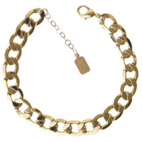QUEENS ANKLET - gold