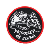 Prisoner Of Pizza Patch