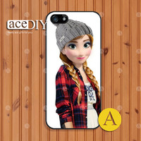 Disney frozen, Phone cases, iPhone 5 case, iPhone 5s case, iPhone 4 case, iPhone 4s case, Skins,Cover Skin frozen--A51153