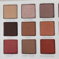 Beauty Creations Cosmetics Irresistible Eyeshadow Palette