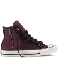Chuck Taylor Canvas Side Zip