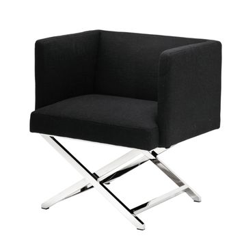 Black Living Room Chair | Eichholtz Dawson
